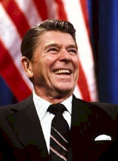 Not All are Reagan Disciples