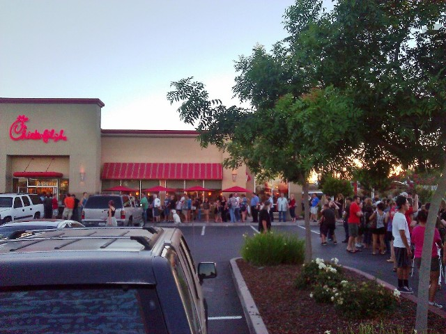 Chick-fil-A Experience