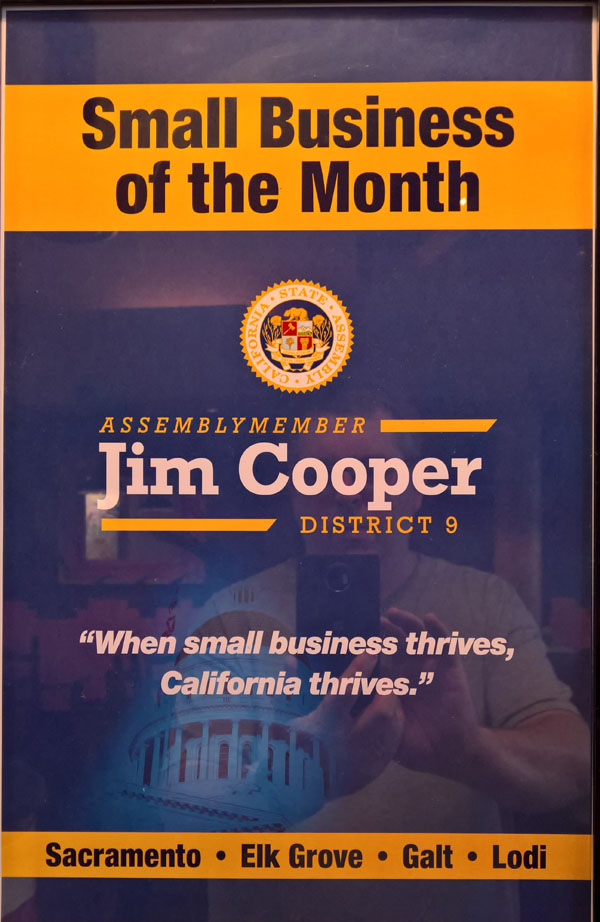 Jim Cooper's Funny Business