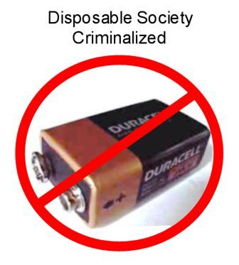 Bureaucrats Criminalize 21st Century Lifestyle