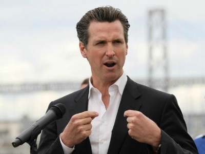 Gavin Newsom Caught Fornicating with Staffers Again