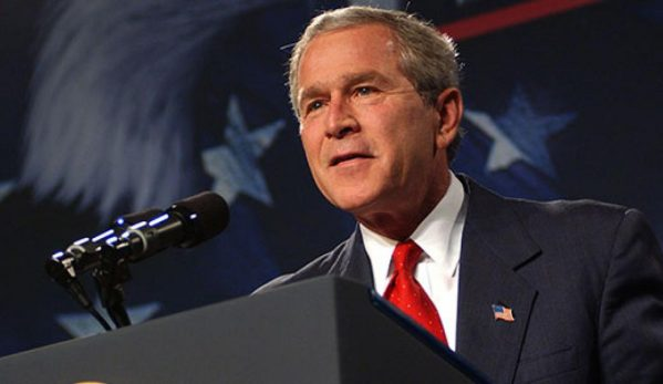Bush Serves-up Red Meat to the Republican Base