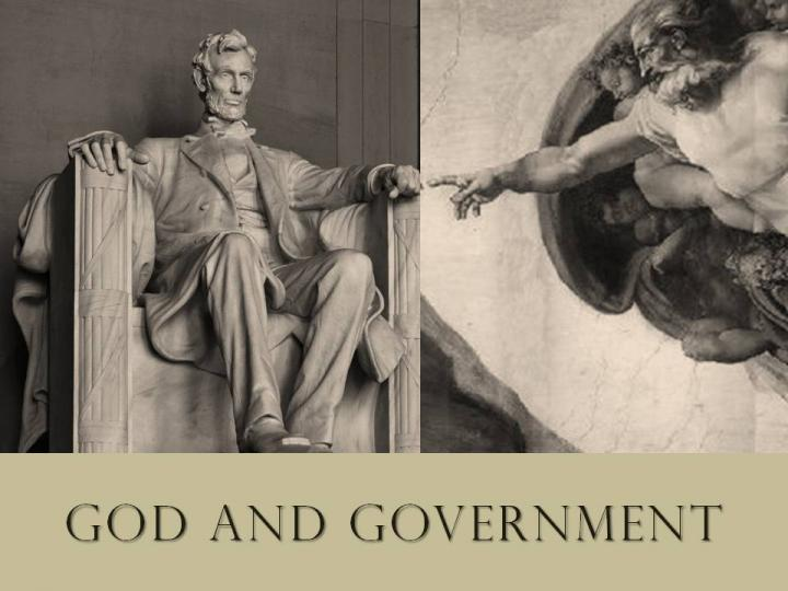 God v Government