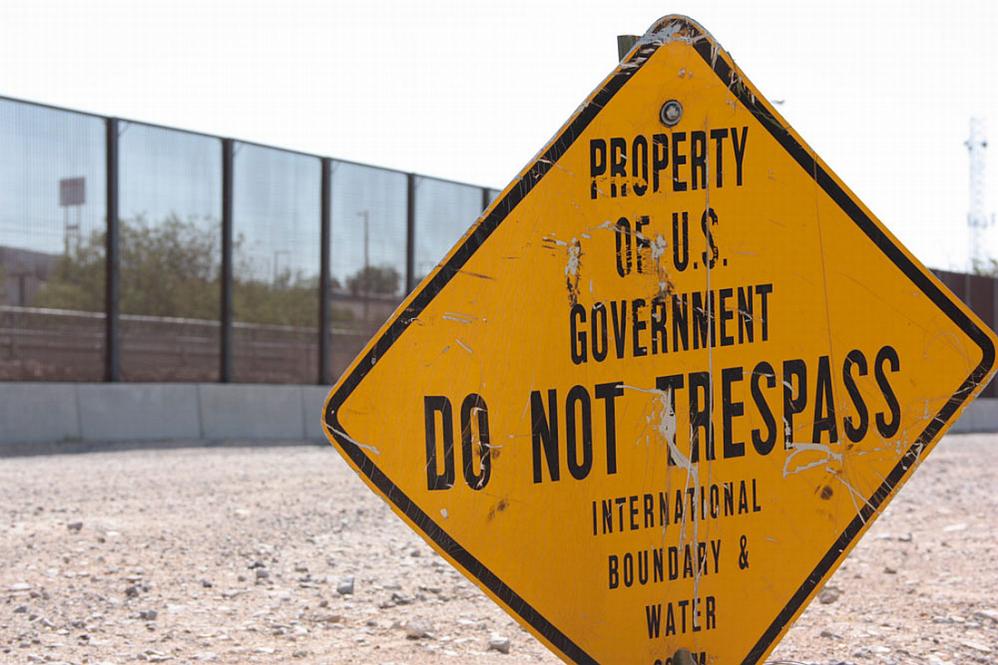 Border Agent an Illegal Alien