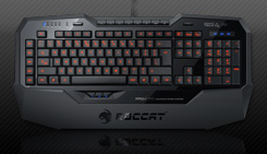 Review: ROCCAT ISKU/FX Multicolor Gaming Keyboard