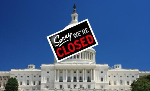 Government Shutdown?