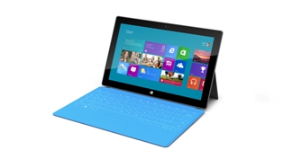 Microsoft Tablet Surfaces