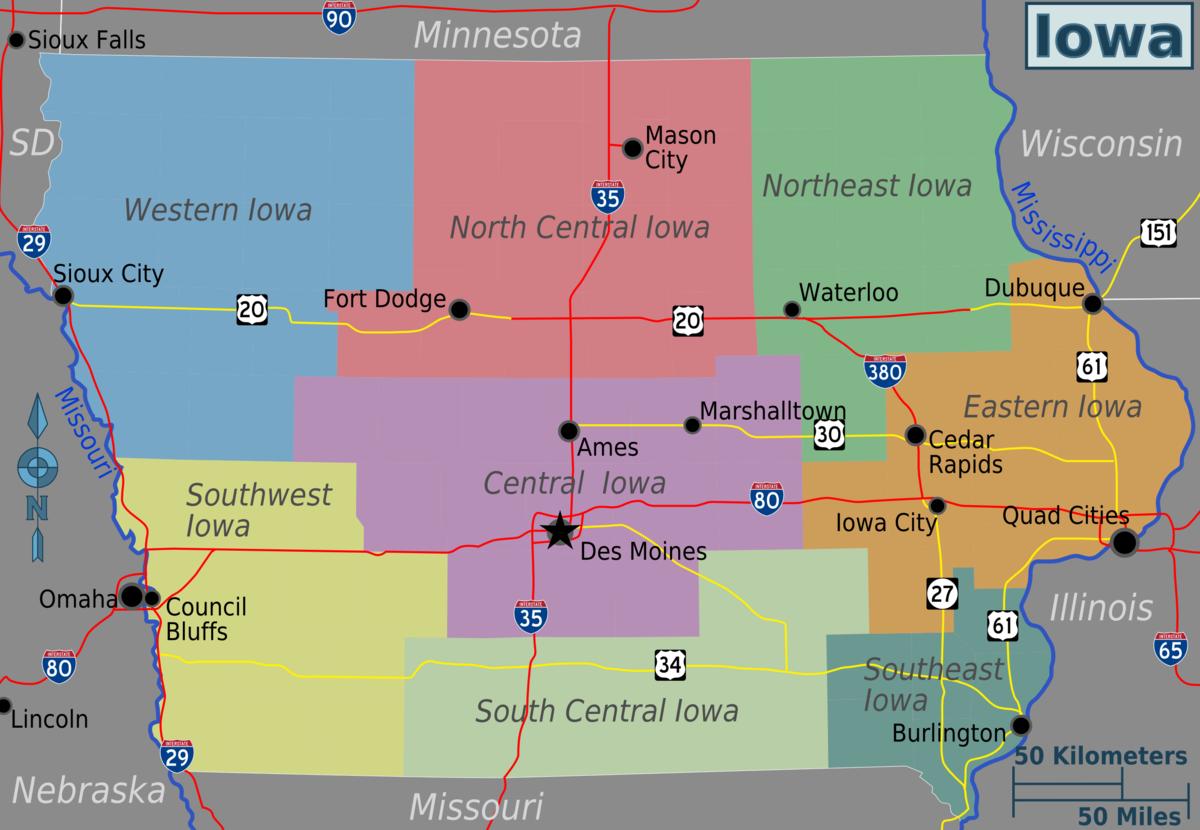 Iowa – Really Right