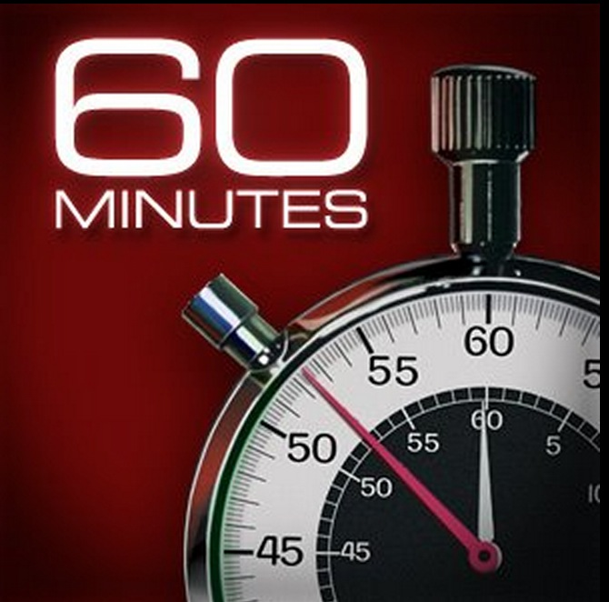 60 Minutes Cares Little About Facts
