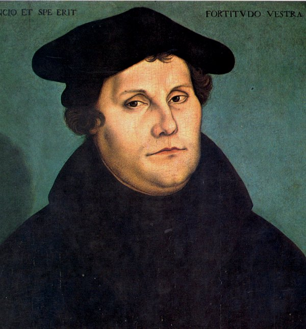 Happy Reformation Day Plus 500 Years