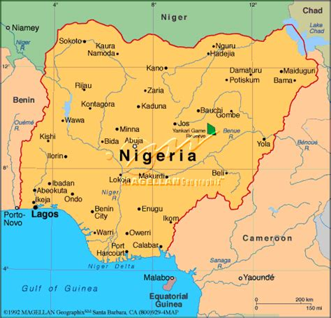 Update: Islamic Attacks In Nigeria