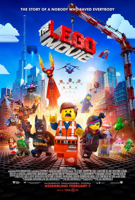 Who Took the Gun to the Lego Movie?