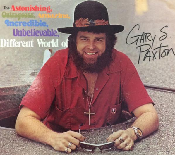 Gary S Paxton