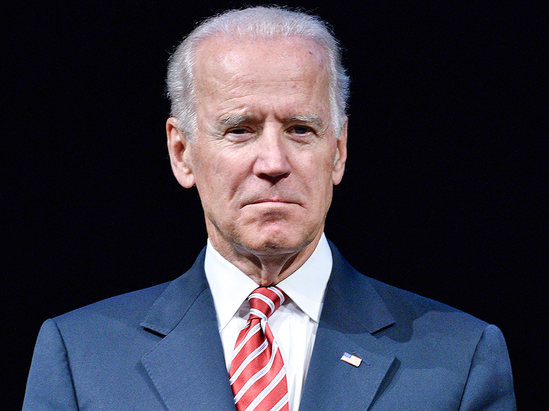Slow Joe for VP?