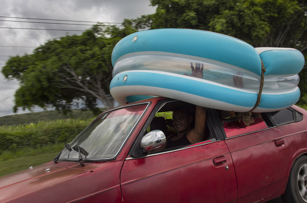 Car Pool Troubles
