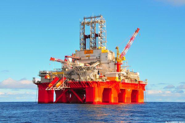 Drilling at Last