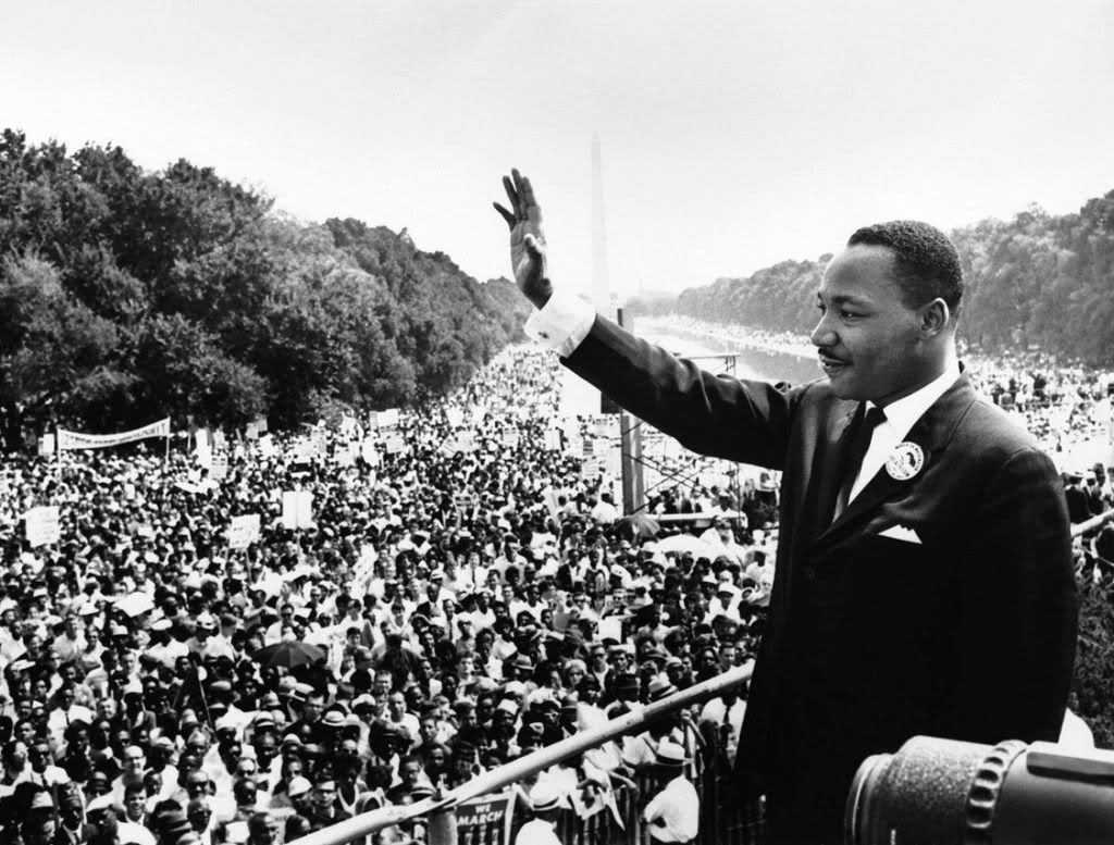 My Dream for MLK Day