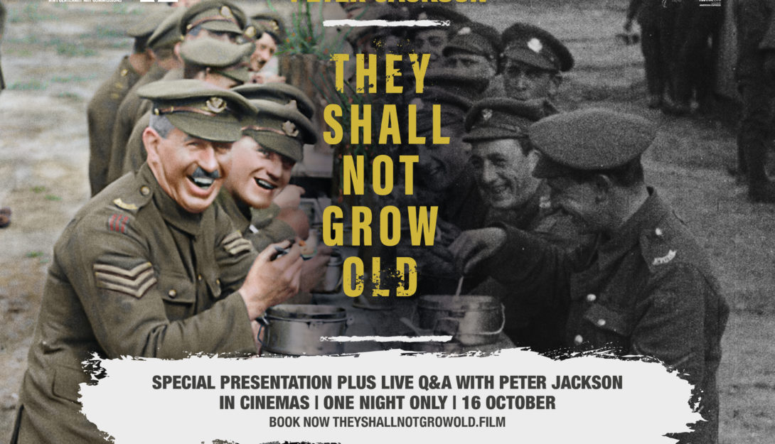 Review: They Shall Not Grow Old