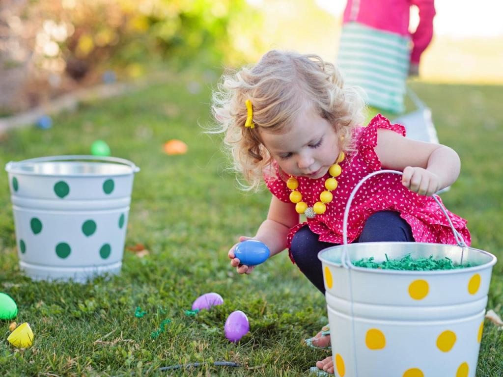 Berkeley Children Face Death at Easter