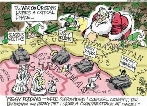 Microsoft sadly proves war on Christmas is real