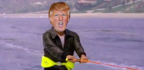 Thoughts on Trump and Jumping the Shark